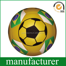 PVC Ballon De Football Taille 5 OEM Acceptable Football Boules