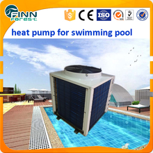 outdoor swimming pool air source heat pump