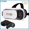 Factory Price Vr 3d VR Case vr box paper passive 3d glasses for Galaxy S4 I9500