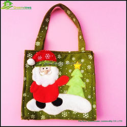 christmas gift bag non-woven gift shopping bag cheap christmas drawstring cheap shopping bags BGSY1040
