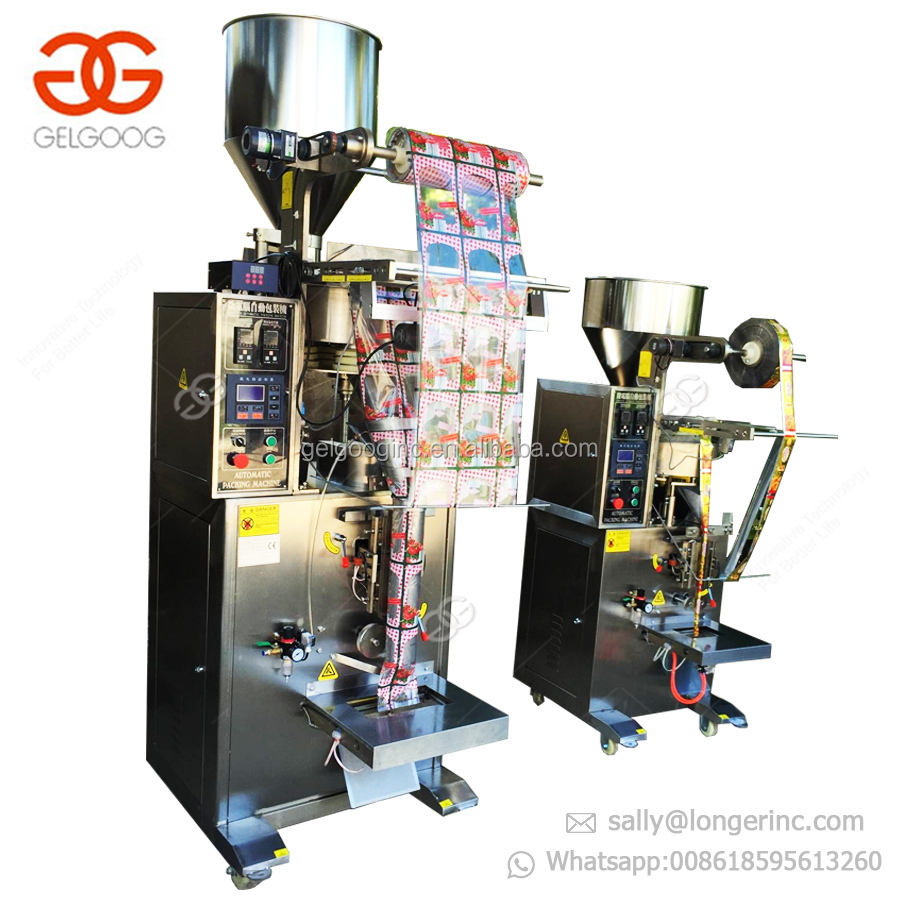 Best Price Potato Chips Packaging Machine Plantain Chips Packaging Machine