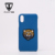 Lambskin Case For Mobile Phone Embroidery Genuine Lambskin Leather Phone Case