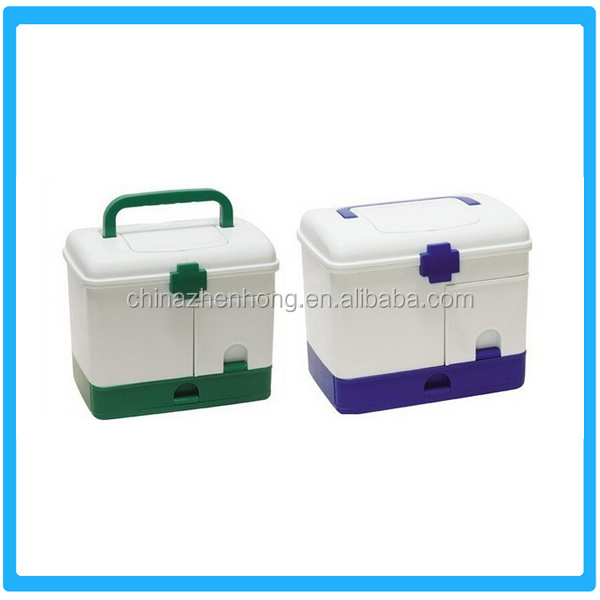 High Quality Hot Sales Plastic Home Medical Kit