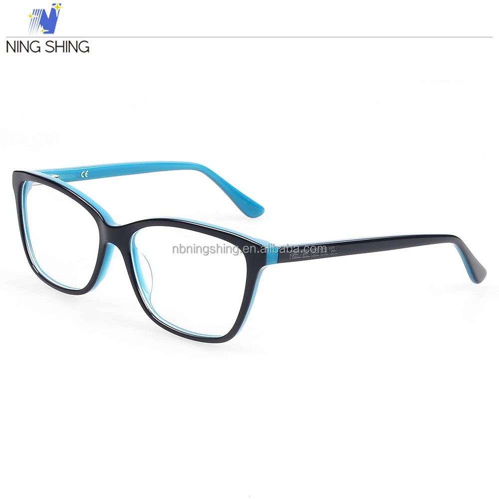 Classic Design Hot Sell 2016 New Product Half Rimless Optical Frame