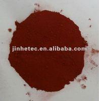 Factory price iron oxide red for cement brick paver tiles rubber tiles paint coating