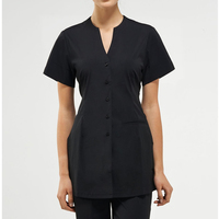 Women SPA Shirts Hotel Staff Uniform