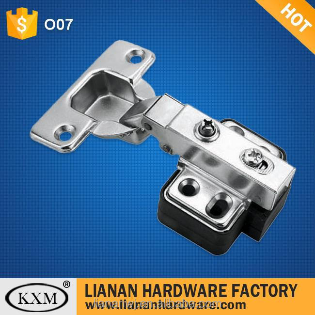 Durable spring loaded hinge kitchen cabinet hinge door hin with CE certificate