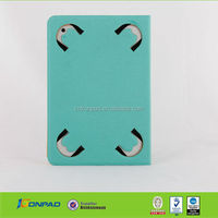 Two Sides usage PU case for iPad Mini