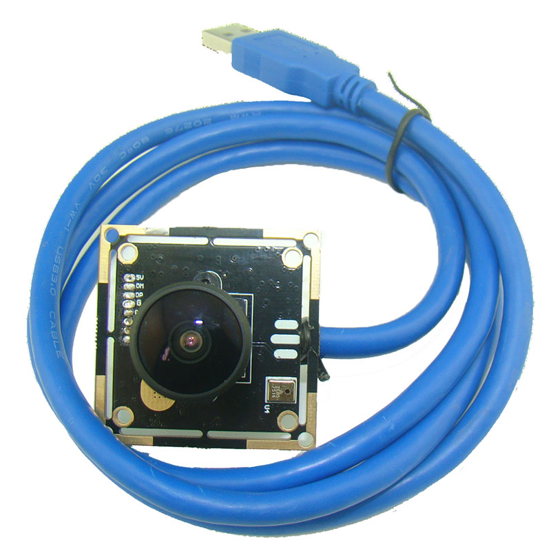 8MP SONY IMX179 PCBA Fixed focus UVC 8 Megapixel USB 3.0 Camera Module