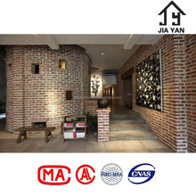 Clay Sintered Old Red Bricks Used for Home Decoration