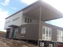 prefabricated mobile home as shop/hotel/apartment/workshop/office