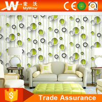 Wholesale Bamboo Design Home Decor Wall Wallpaper 2016 Beautiful China Designer PVC 3d Wall Paper