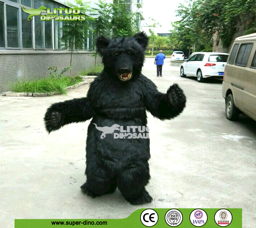 Customized Walking Animal Bear Costume