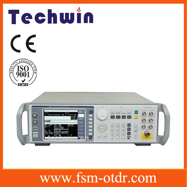 Techwin Update with USB Disk 150mhz RF Signal Generator