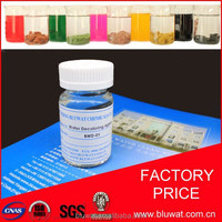 Quaternary ammonium type polymer - BWD-01 water decoloring agent
