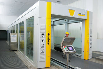 TEPO-AUTO-TP- 1201-1Tunnel car wash system