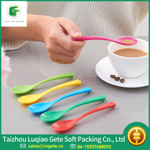 China Supplier Frozen Yogurt Disposable Plastic Mini Ice Cream Spoon