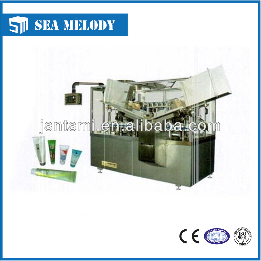 High-speed Auto Filling and Sealing Machinery with intelligible introduction
