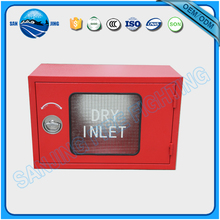 CE certificate fire hose reel cabinet for fire extinguish system