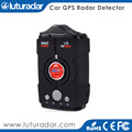 V8 anti speed radar detector support English, Russian, Spainish, Arabic