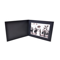 "Wholesales 8""X10"" new customized paper matboard photo frame/ Simple photo folder"