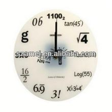 hot sale different types of wall clocks