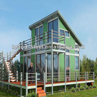 Crazy sell practical modern design prefabricated shop