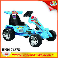 Kid pedal ride on car pedal children go kart