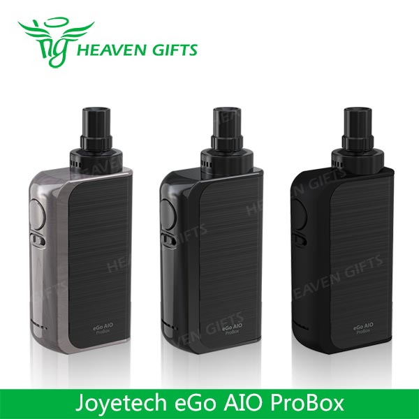 New Released Wholesale Ecigarette Vapor 2100mAh 2ml Joyetech eGo AIO ProBox