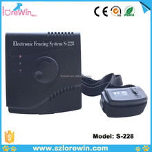Pet electronic fence Electronic fence shock stop barking, F- 023 the dog fence isolation door