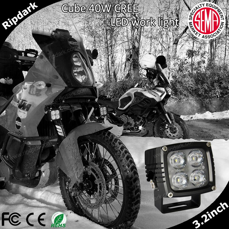 250cc motorcycle accessories for sale LED high beam lights best LED motorcycle driving lights