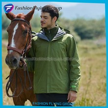 6M11A05 Wholesale High Quality Mens Wear - Softshell Cycling Waterproof Jacket