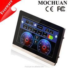 cheap industrial capacitive mini pc linux hmi, monitor, panel