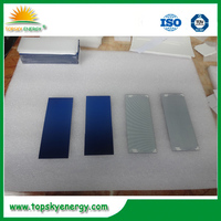 High efficiency monocrystalline sunpower solar cell from topsky energy