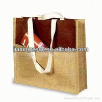 Hot sales jute wine bottle gift bags for shopping and promotiom,good quality fast delivery