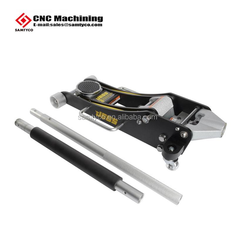 Prossional low profile aluminum alloy floor jack parts for Floor jack parts