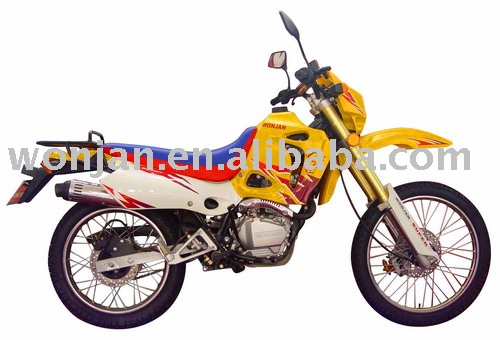 Motorcycle/Dirt Bike WJ200GY(A)(CB 200cc Engine)