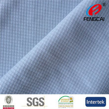 2015 Hot Sell China Produced 100% Polyester thermal waffle knit fabric for sport garment