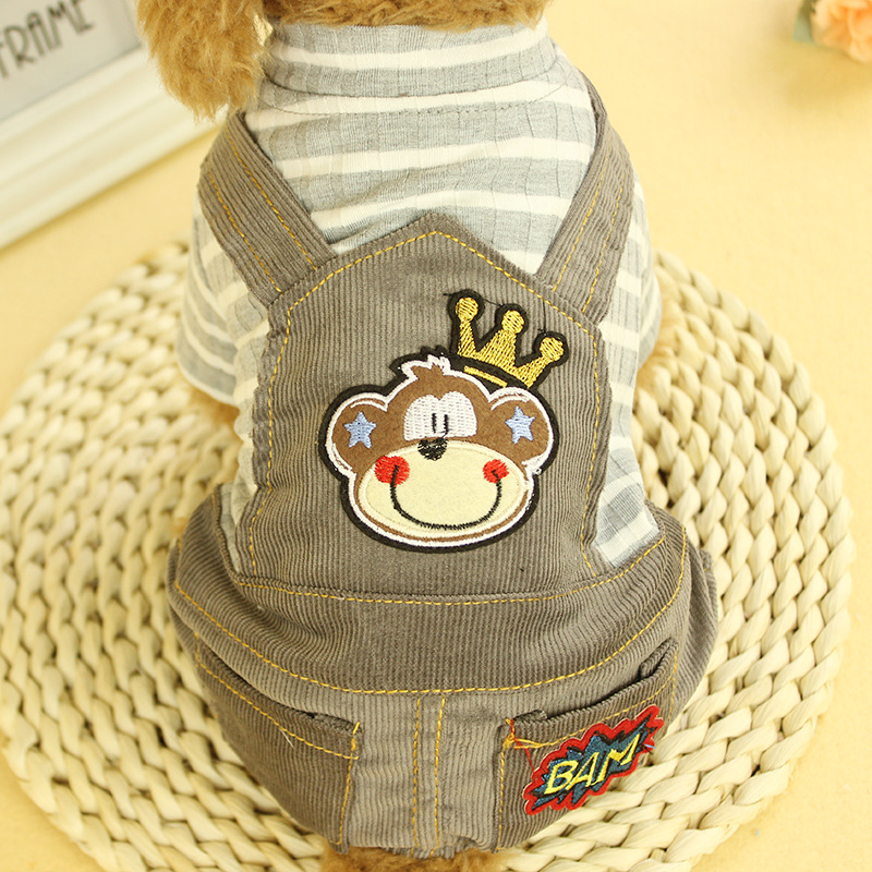 Pretty Small Dog Clothes Cute Dog Factory Clothing dog pet wear clothes