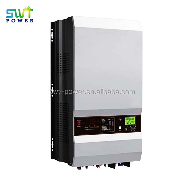 Wall mount Low Frequency Off Grid Solar Inverter
