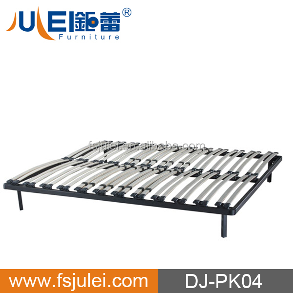 KD Design Bed Frame Double Slats Reinforce Model DJ-PK04
