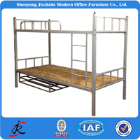 Bed,Crib Type and Wood Material kids bus metal bunk bed