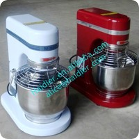 Bread/egg/suger/milk small planetary mixer, spiral used mixer for bakery