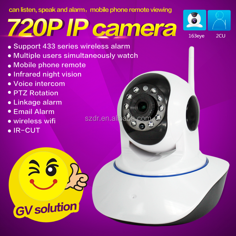 360 degree WIFI IP japan quality cctv camera with different types and name Alarm PTZ CCTV wifi camera