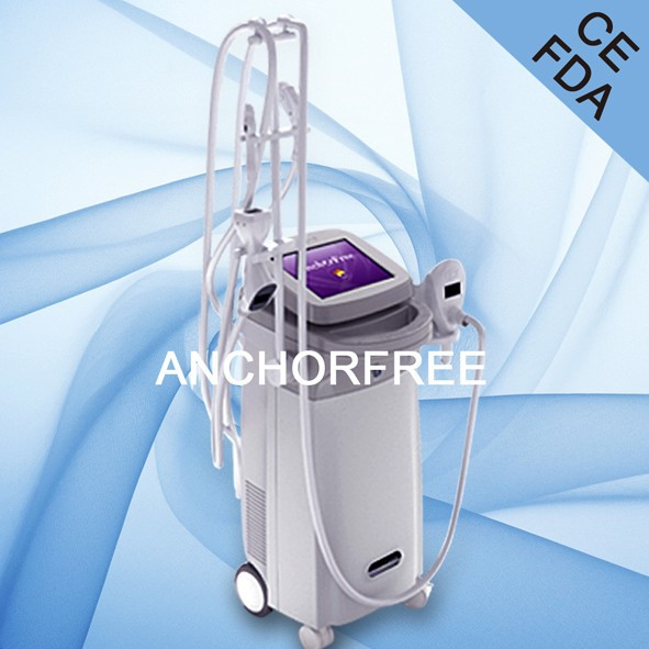 Vacuum Liposuction+Infrared Laser+Bipolar RF+Roller Massage Arm Fat Reduce CE