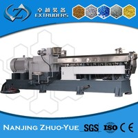 ZTE nanjing waste plastic pellet machine extruder price eva recycling machine