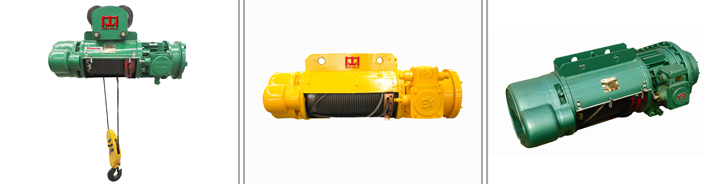 Widely Used HB Type Metallurgical Explosion Proof Electric Wire Rope Hoist 5t