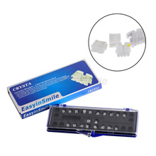 Easyinsmile clear ceramic dental orthodontic braces