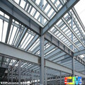 Anti-rust coating for steel structure