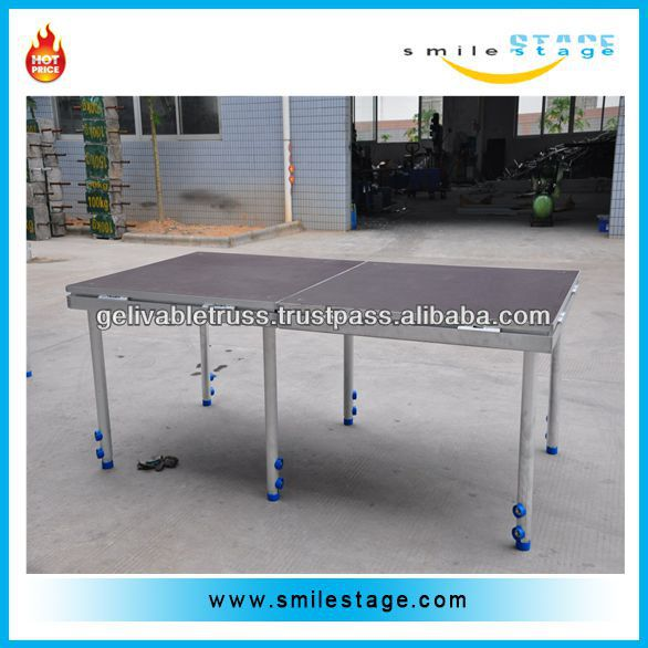 aluminum portable stage stage roof for sale